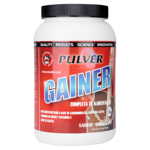 gainer-pulver