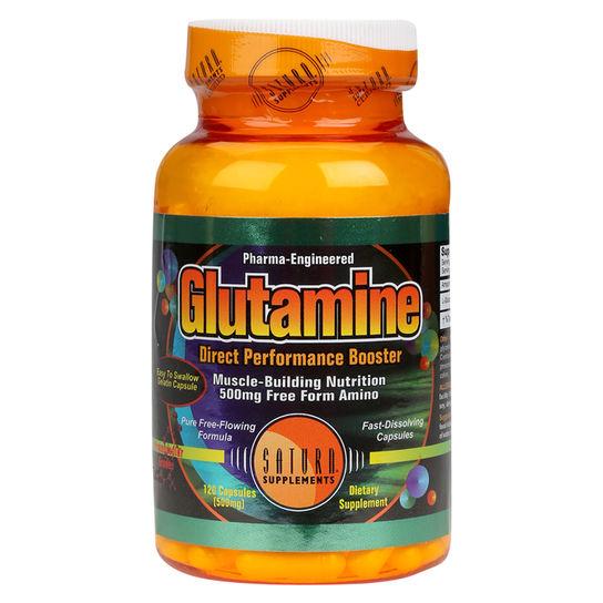 glutamine-saturn