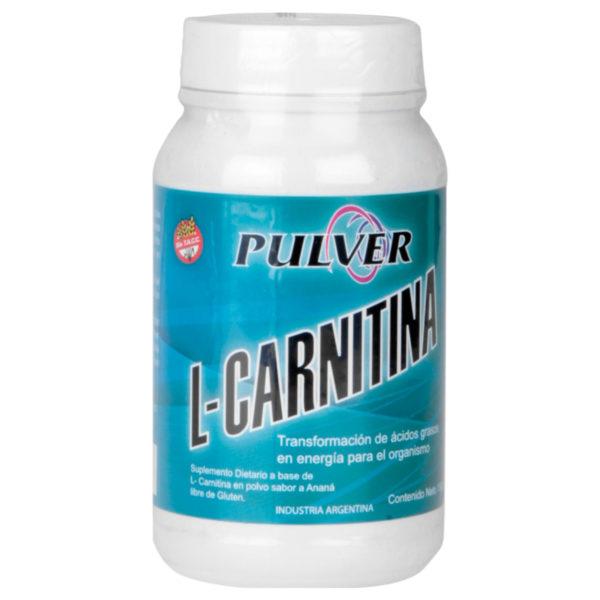 carnitina-pulver