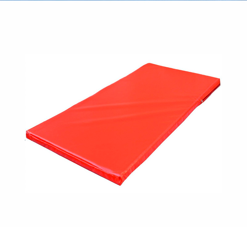 Colchoneta Alta Densidad 100cm color Rojo
