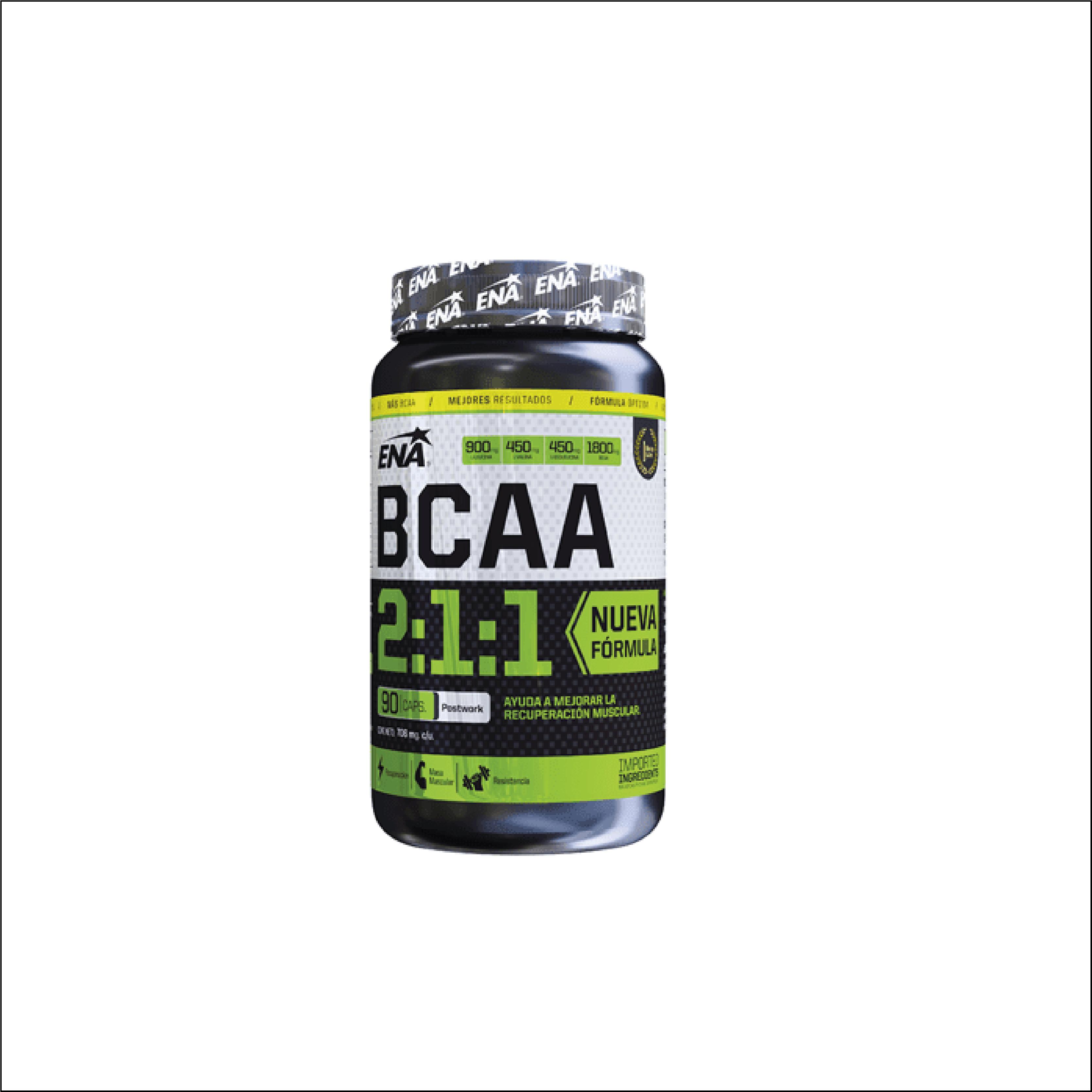 5 BCAA 211 ENA